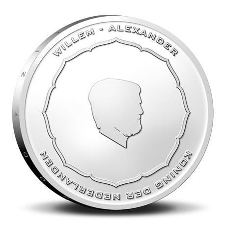 (EUR14.BU.2021.0111002) 5 euro Pays-Bas 2021 BU - Anton Geesink Avers