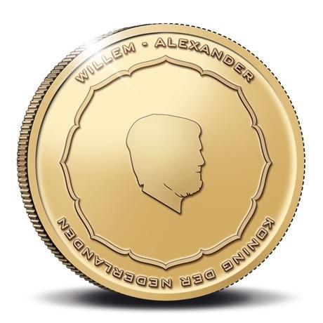 (EUR14.Proof.2021.0110995) 10 euro Pays-Bas 2021 or BE - Anton Geesink Avers