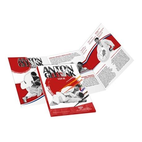 (EUR14.Proof.2021.0111000) 5 euro Pays-Bas 2021 Ag BE - Anton Geesink (packaging)
