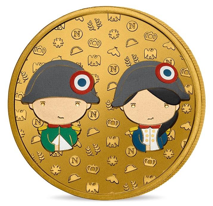 (FMED.Méd.event.2021.10011358840000) Event token - Napoléon for kids Obverse (zoom)