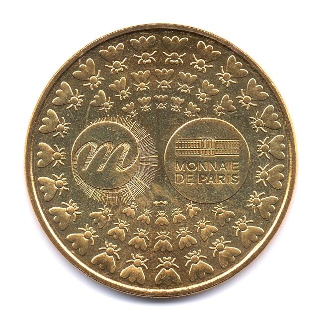(FMED.Méd.event.2021.10011358840000) Event token - Napoléon kids Reverse (zoom)