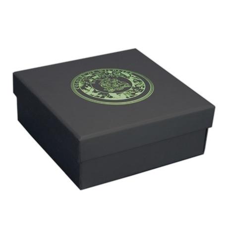 (W022.5.D.2021.3.oz.Ag.3) 5 Dollars Barbade 2021 3 oz Ag Antique - Tigre (boîte)