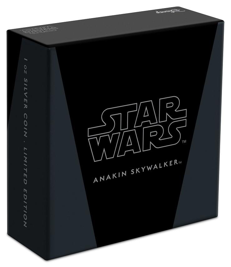 (W160.2.D.2021.30-01054) 2 Dollars Niue 2021 1 ounce Proof Ag - Anakin Skywalker (box) (zoom)