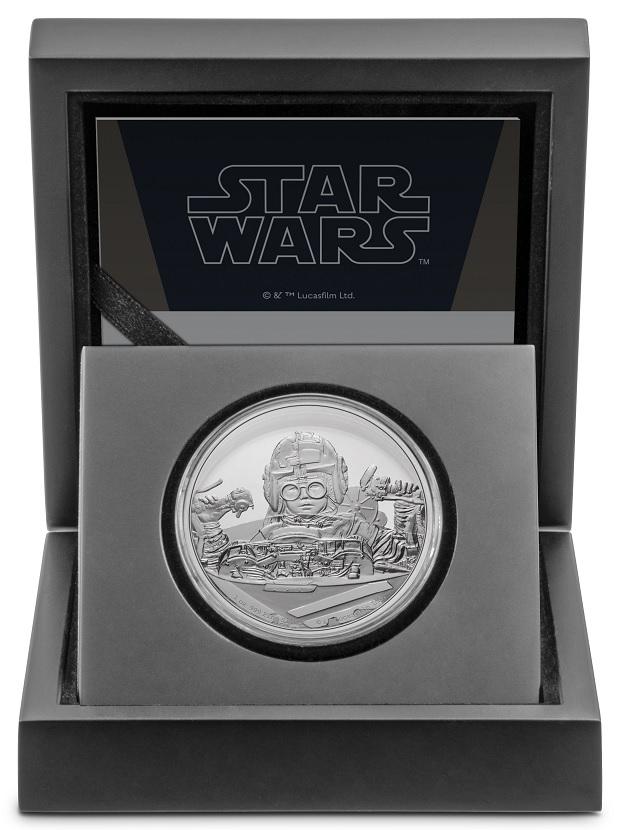 (W160.2.D.2021.30-01054) 2 Dollars Niue 2021 1 ounce Proof Ag - Anakin Skywalker (case) (zoom)