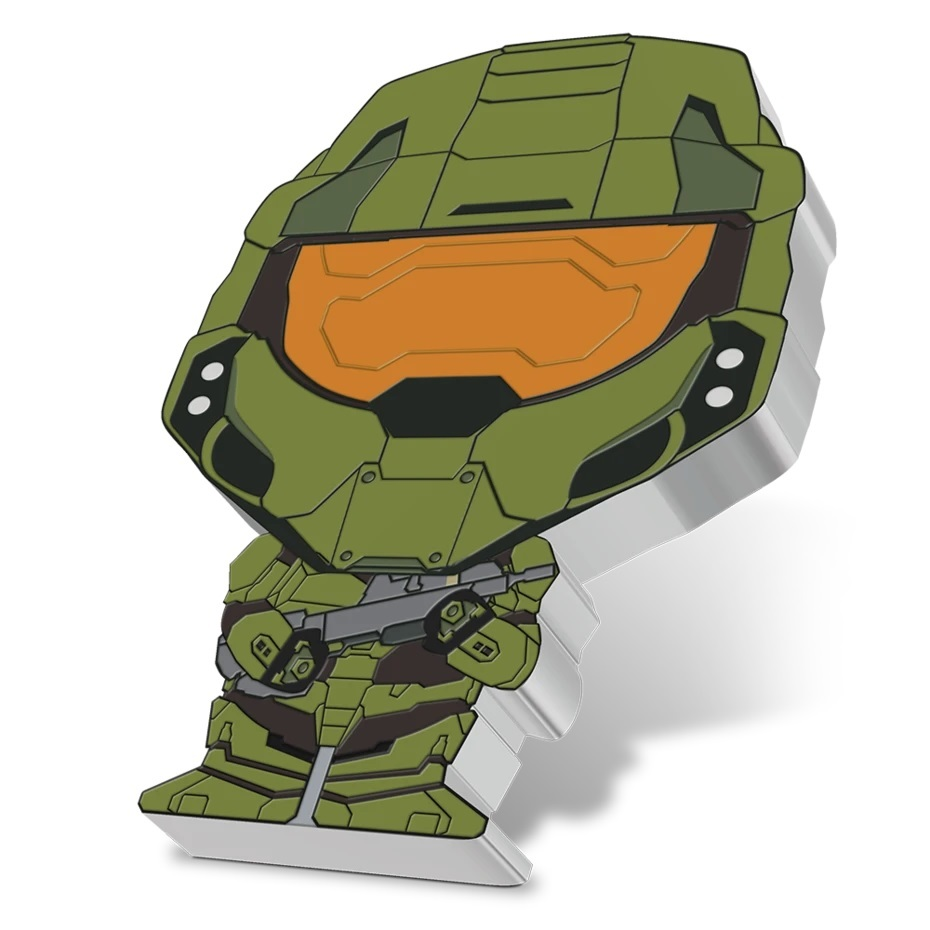(W160.2.D.2021.30-01081) 2 Dollars Niue 2021 1 ounce Proof Ag - Chibi Master Chief (edge) (zoom)