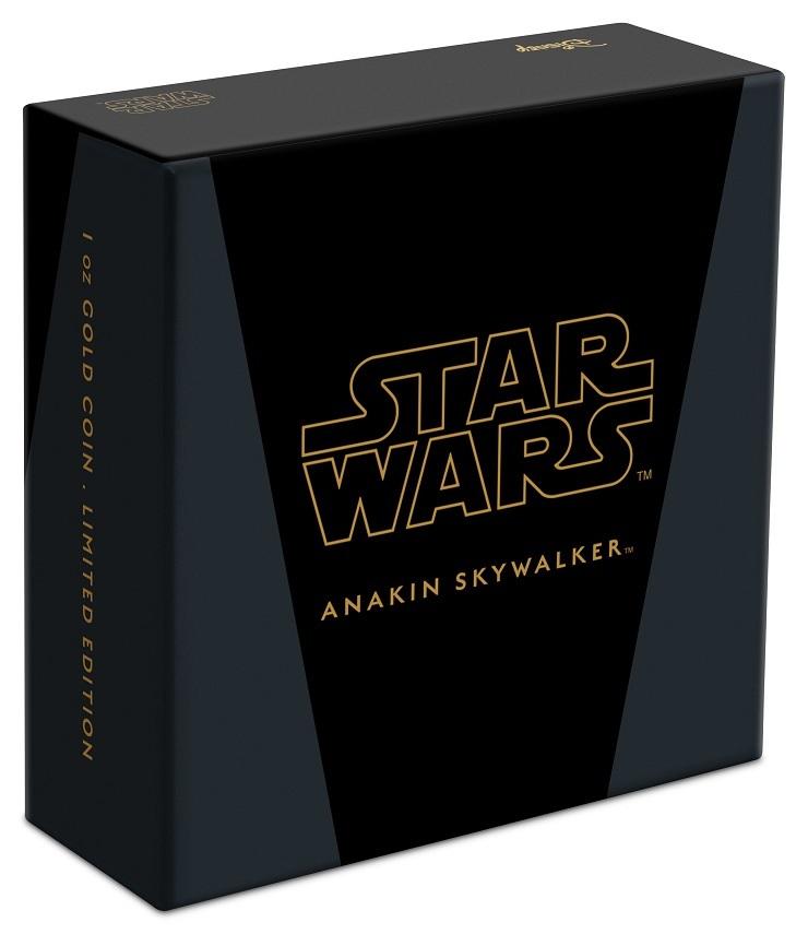 (W160.250.D.2021.30-01056) 250 $ Niue 2021 1 ounce Proof Au - Anakin Skywalker (box) (zoom)