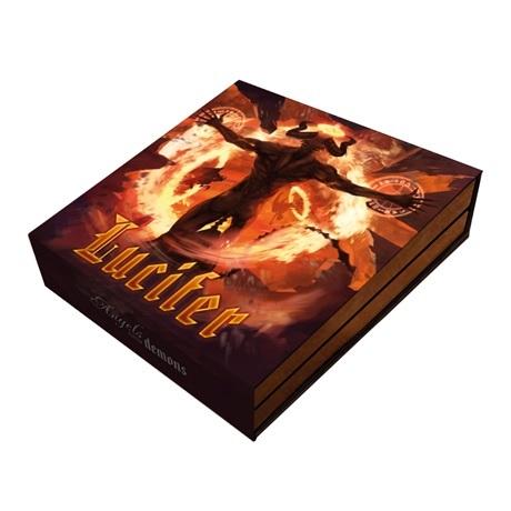 (W160.5.D.2021.1) 5 $ Lucifer 2021 - Argent Antique (packaging)