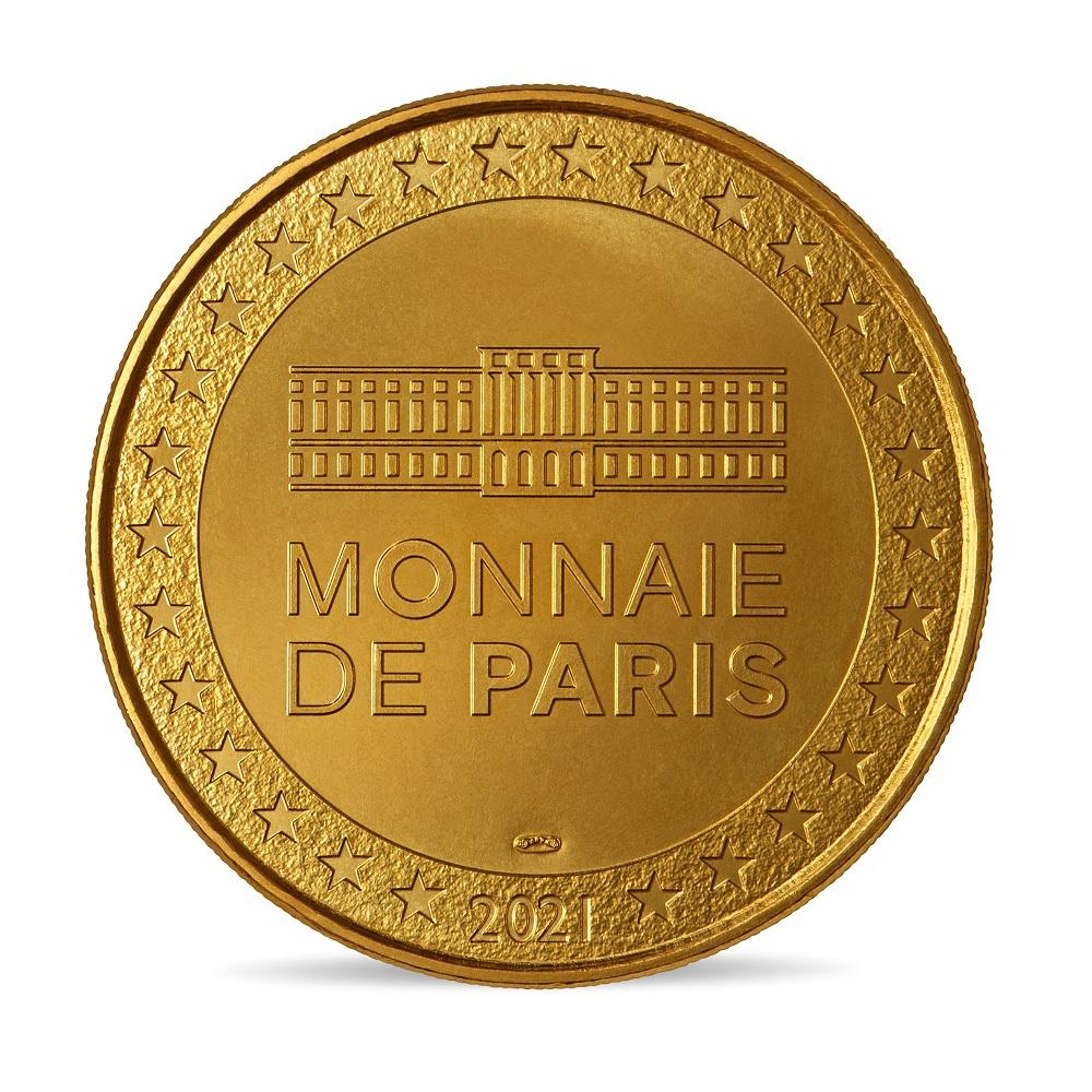 (FMED.Méd.souv.2021.10011357590000) Memory token - Jean de La Fontaine Reverse (zoom)