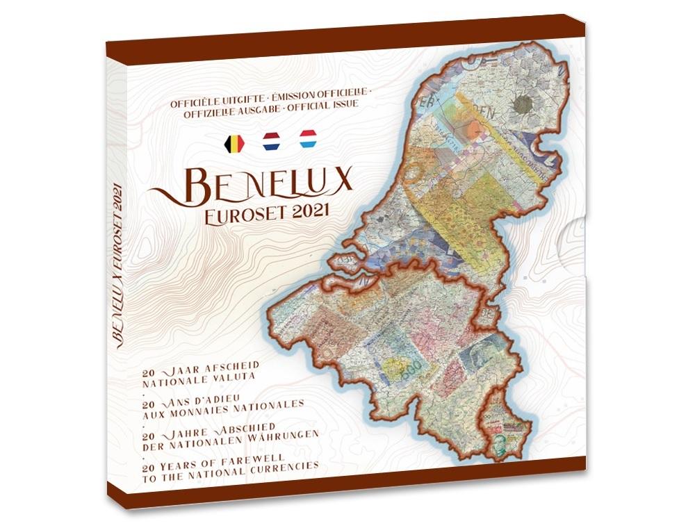 (EUR23.BU.set.2021.0110786) BU coin set Benelux 2021 (zoom)