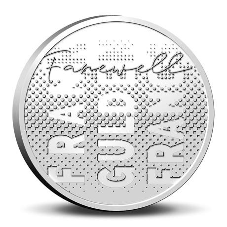 (EUR23.BU.set.2021.0110786) Coffret BU Benelux 2021 (les monnaies avant l'euro) (revers médaille)