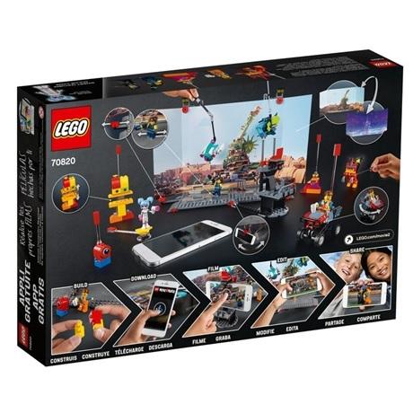 (Lego.70820) LEGO - Movie Maker (boîte)