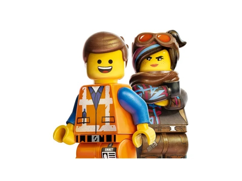 (Lego.70820) LEGO - Movie Maker (characters) (zoom)