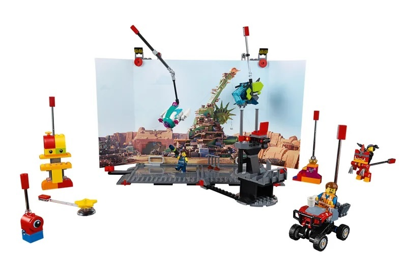 (Lego.70820) LEGO - Movie Maker (overview) (zoom)
