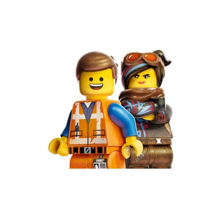 (Lego.70820) LEGO - Movie Maker (personnages)
