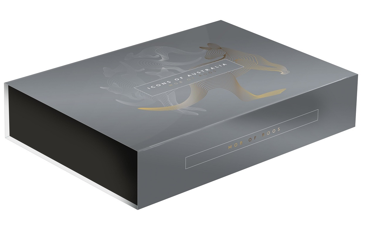 (W017.1.D.2020.10359) 1 $ Mob of roos 2020 - Proof Ag (closed packaging) (zoom)