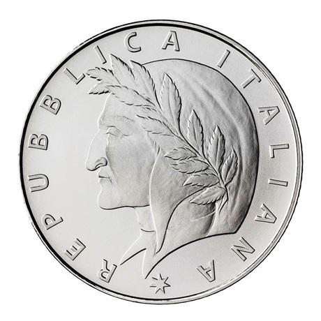 (EUR10.BU.2021.48-2MS10-21F016) 5 euro Italie 2021 argent BU - Dante Alighieri Avers