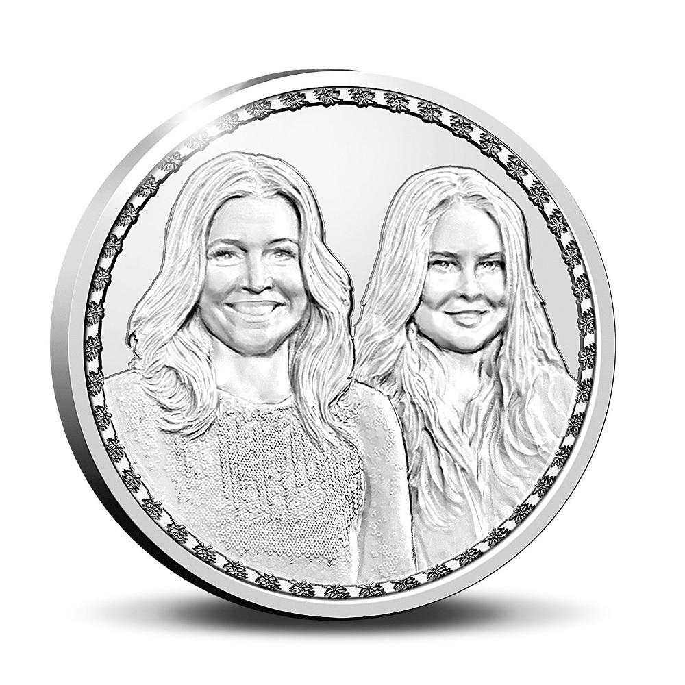 (EUR14.BU.set.2021.0111672) BU coin set Netherlands 2021 - Birthdays (medal obverse) (zoom)