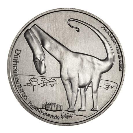 (EUR15.5.E.2021.12500539) 5 euro Portugal 2021 - Dinheirosaurus Revers