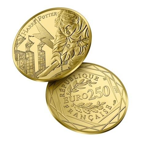 (EUR07.BU.2021.10041356980001) 250 € France 2021 Au BU - Vif Or