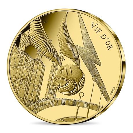 (EUR07.BU.2021.10041356980001) 250 euro France 2021 or BU - Vif Or Avers