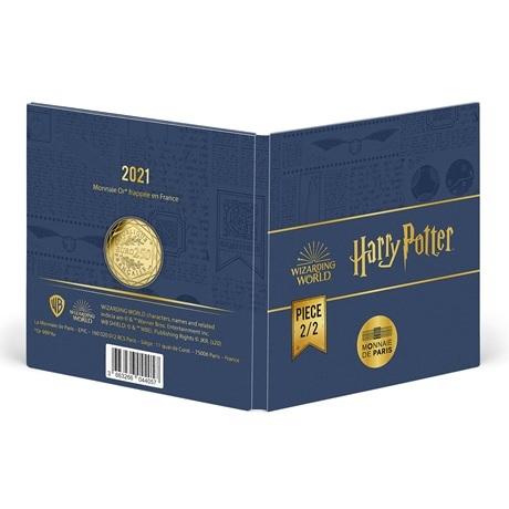 (EUR07.BU.2021.10041356980001) 250 euro France 2021 or BU - Vif Or (extérieur packaging)