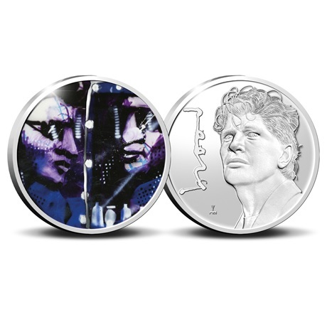 (MED14.KNM.2021.0112308) Médaille argent BE - Herman Brood