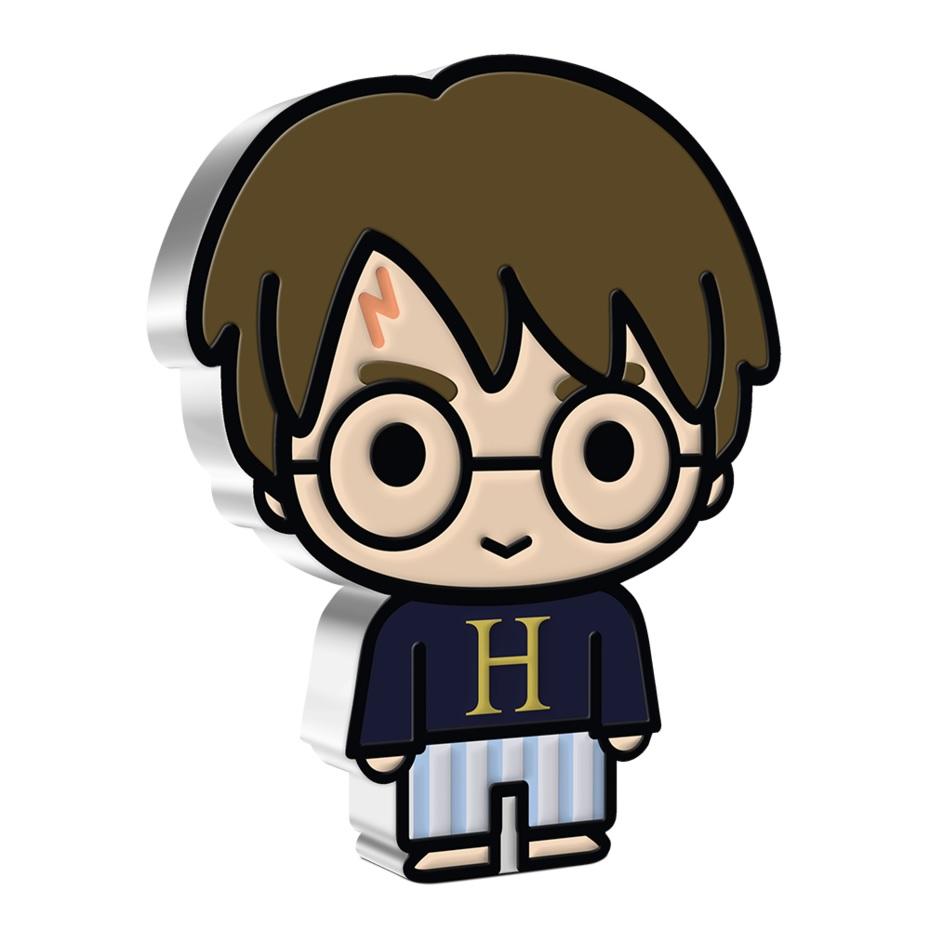 (W160.2.D.2021.30-01147) 2 Dollars Niue 2021 1 oz Proof silver - Chibi Harry Potter Reverse (zoom)