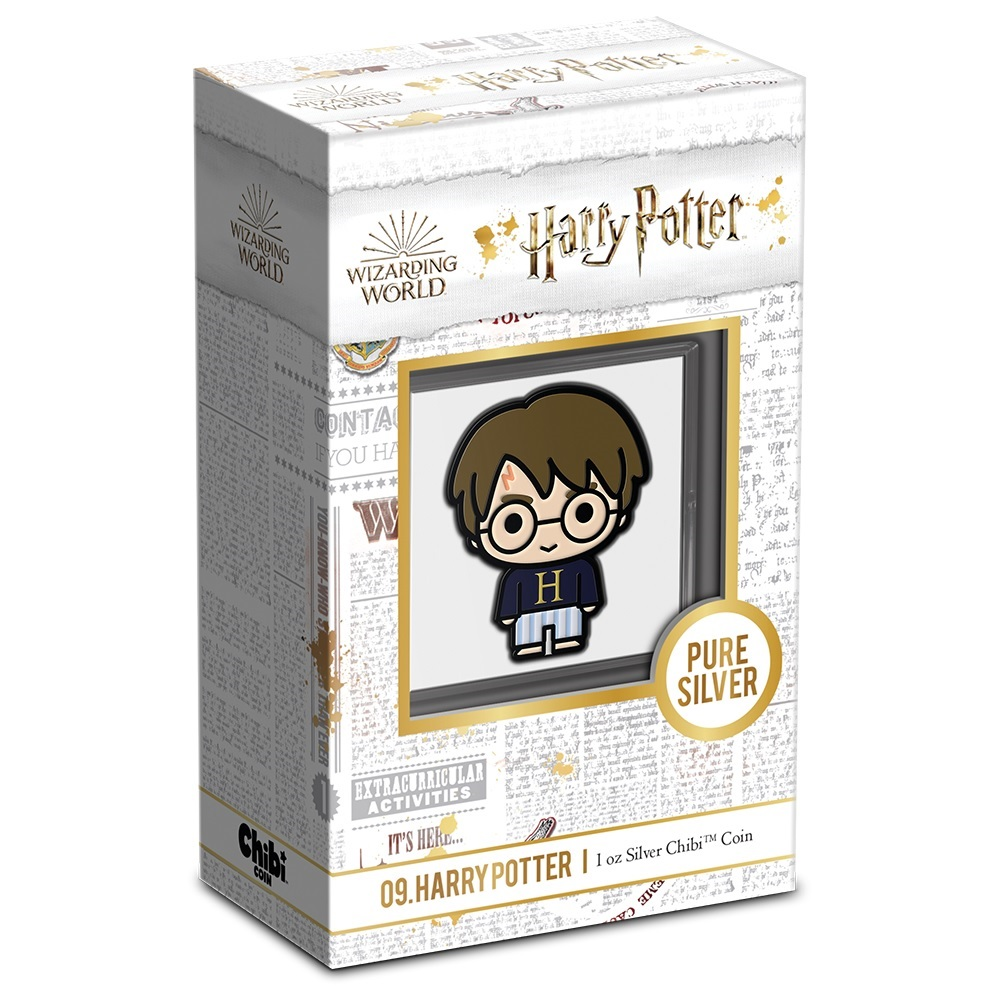 (W160.2.D.2021.30-01147) 2 $ Niue 2021 1 ounce Proof Ag - Chibi Harry Potter pyjamas (packaging) (zoom)
